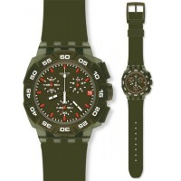 Swatch Green Hero SUIG401 Crono