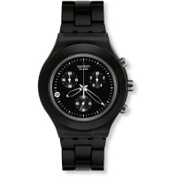 Swatch Full Blooded Smoky Black SVCF4000AG